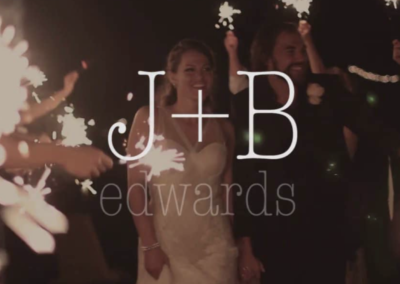 Jackson + Breighana Wedding Video
